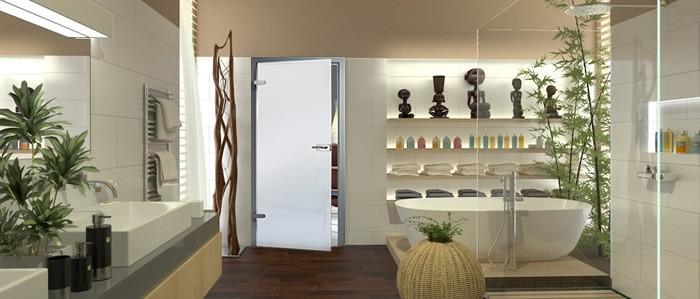 Dveře do vlhkého nebo mokrého prostředí