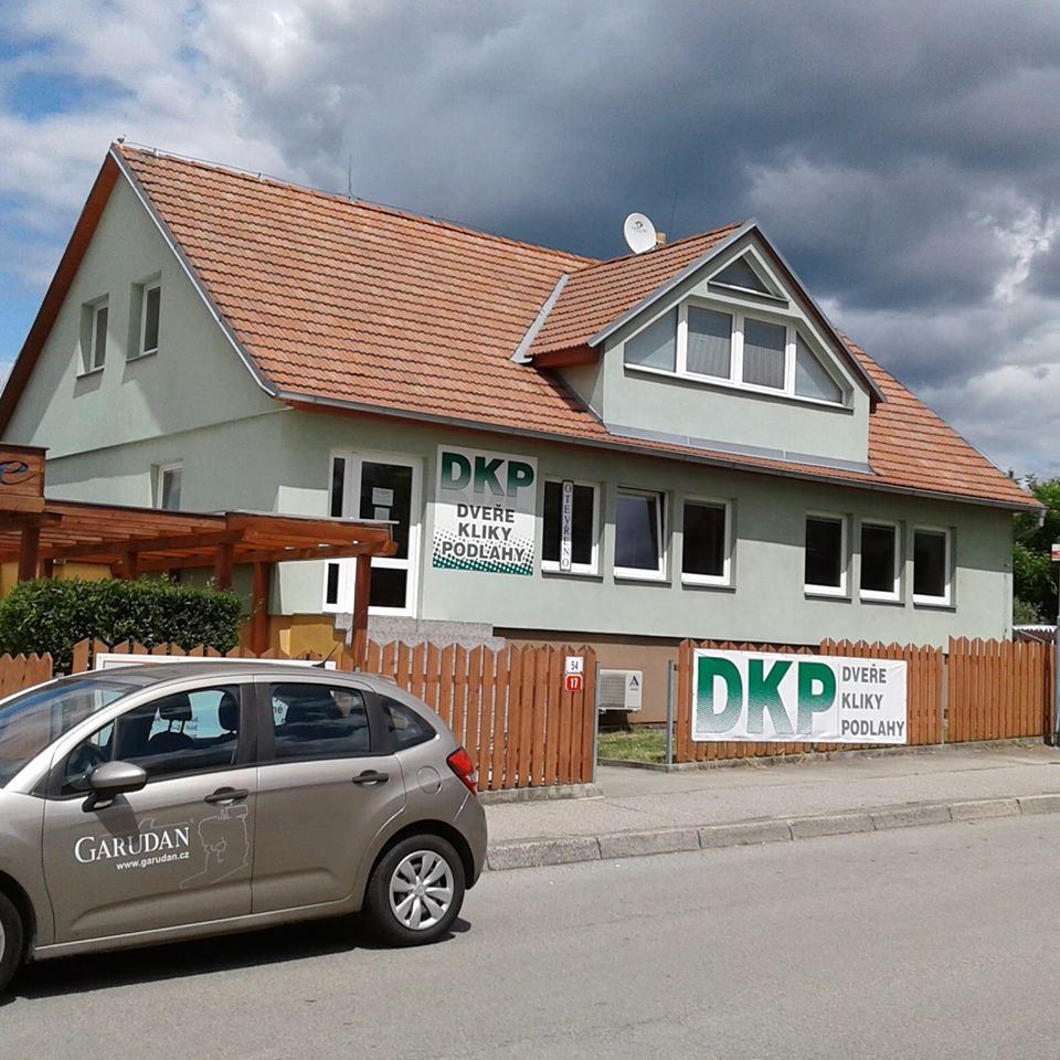 Naše prodejna DKP Boskovice